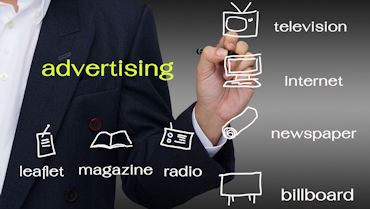 Advertising Services for North Stonington, CT. InnoTech can manage all aspects of your print, radio, or television advertising needs by working with your company and third party organizations (when applicable) to get your advertising campaigns successfully executed.