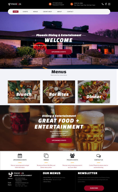 Click to visit Phoenix Dining & Entertainment