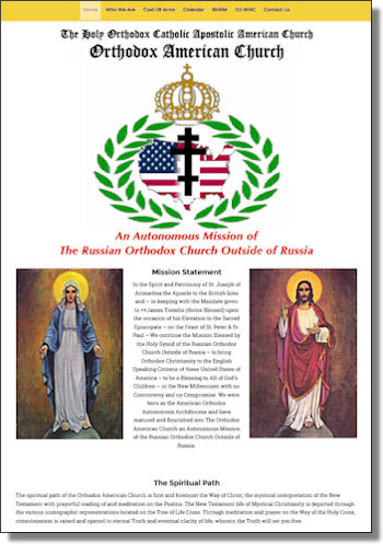 Click to visit Orthodox American Church