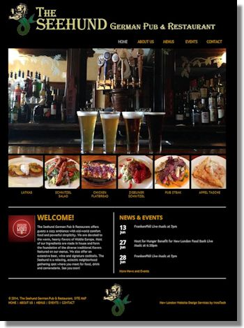 Click to visit Seehund German Pub & Restaurant
