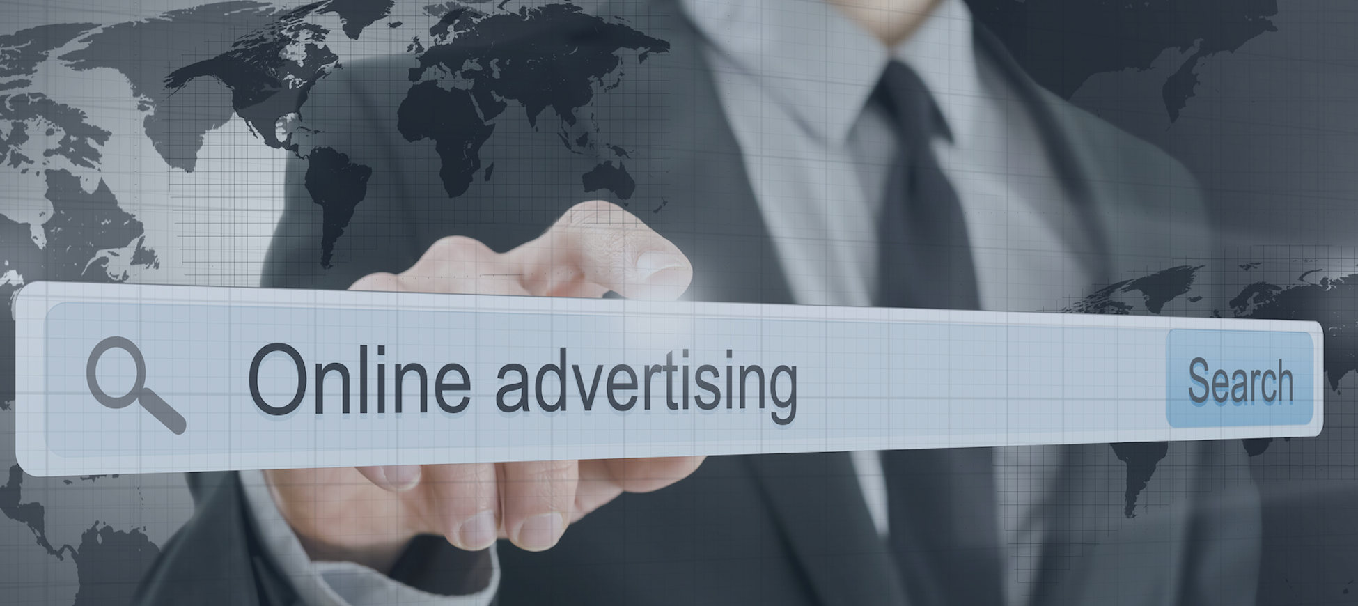 Advertise your products and services online at Bing, Facebook, and Google using Internet Advertising.